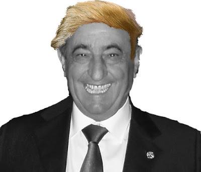Los disparates de Trumpdalgo