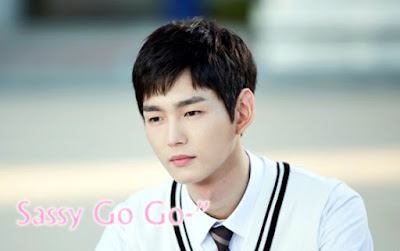 Lee Won Geun Sassy Go Go