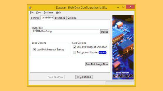 RAMDisk screenshot 4