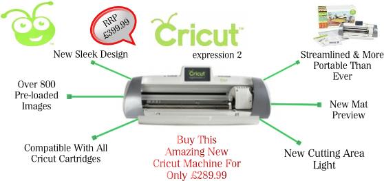 Cricut Expression 2 user Manual