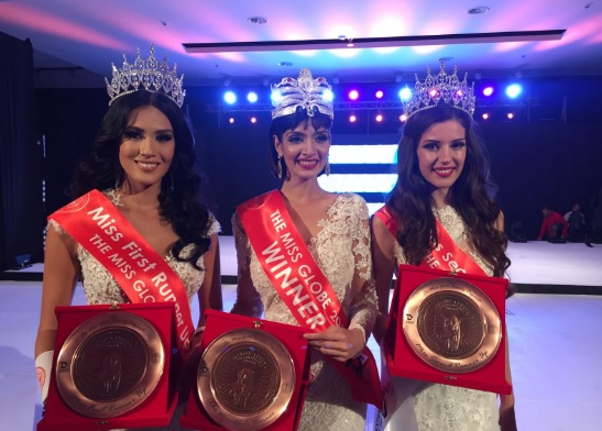 Chetan Patel Dempile - Indian beauty wins The Miss Globe