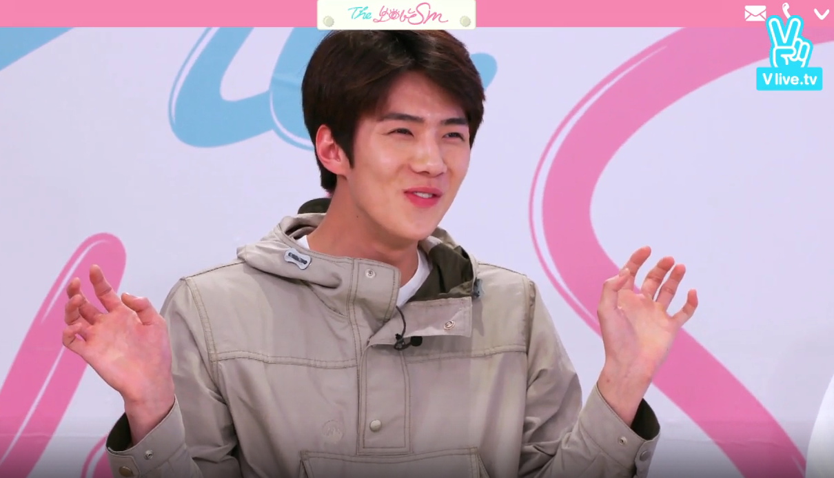 EXO Mengungkapkan Cerita Lucu Dan Mengejutkan Tentang Web Baru