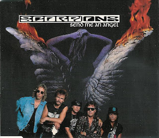 Scorpions em Send Me An Angel