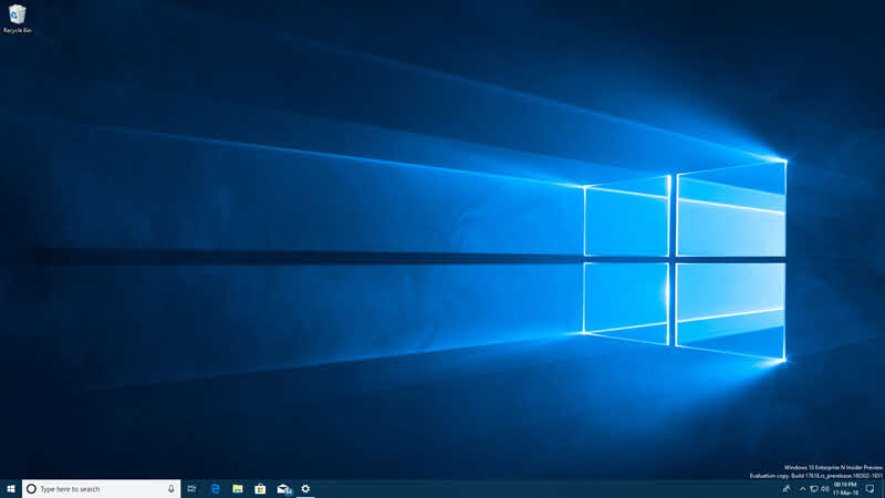 Windows 10 Preview Build 17623 for PC is now available to Skip Ahead