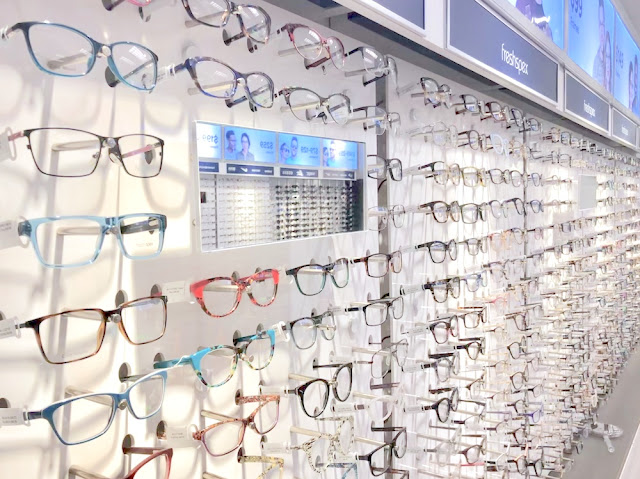 Theodore and Pringle Optical, Bayview Village -Vision Health Month