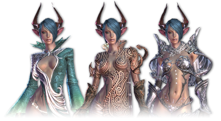 tera online equipment slots