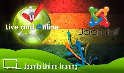 Offering online Joomla coaching and training classes