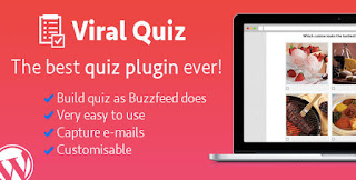 Download WordPress Viral Quiz v2.04 – BuzzFeed Quiz Builder