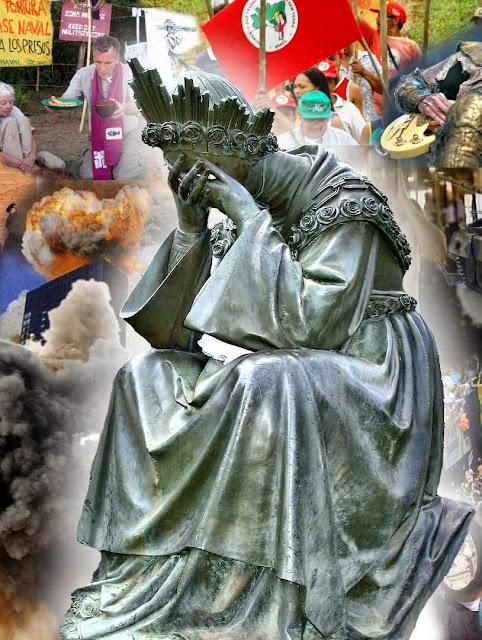 As profecias de La Salette e Fátima estão se cumprindo, mas ainda não atingiram sua plenitude.