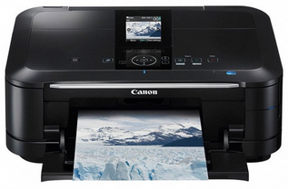 Canon PIXMA MG6110 Driver Support & Manual Instructions