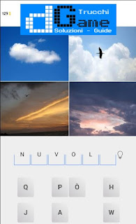 Soluzioni 4 Foto 1 Parola livello 62