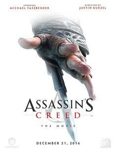Assasins Creed The Movie (Desember 2016)