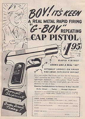 G-Boy Repeating Cap Pistol