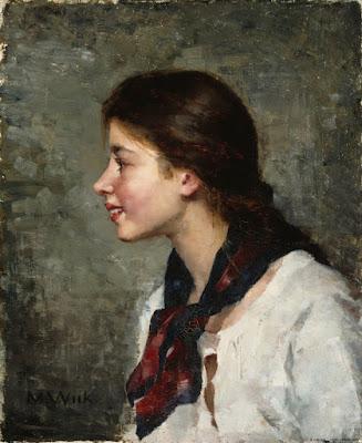 Elsa (1882), Maria Wiik