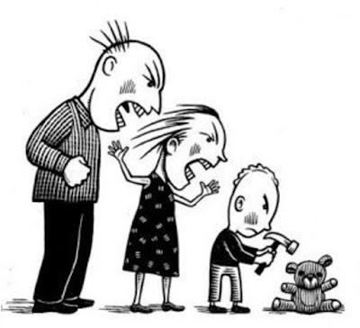 Chantaje emocional de padres tóxicos