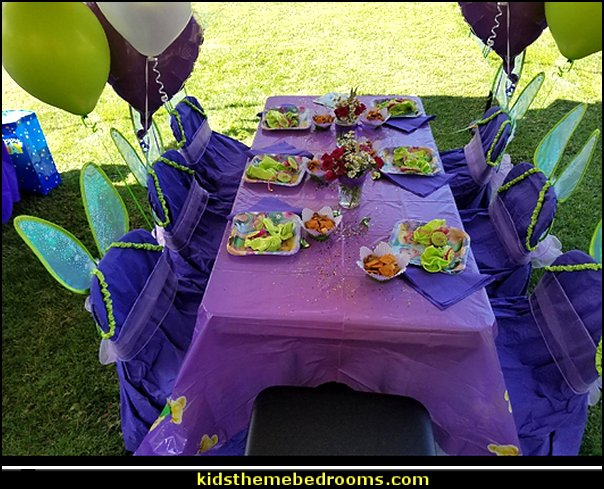 Disney Fairies Tinker Bell Party Table Cover   tinkerbell party supplies - Tinkerbell party decorations - Disney fairies party supplies - party themes fairies -  tinkerbell peter pan party supplies - tinkerbell costume -