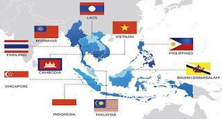 Materi Peran Teknologi dalam Interaksi antarruang di Negara Asean