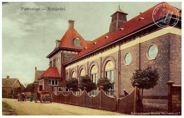 Ingekleurde foto Schijndel Patronaat (Gemeente Meierijstad)