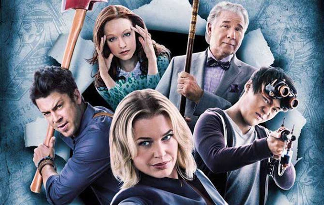 Ratings Review: THE LIBRARIANS (Season Four)
