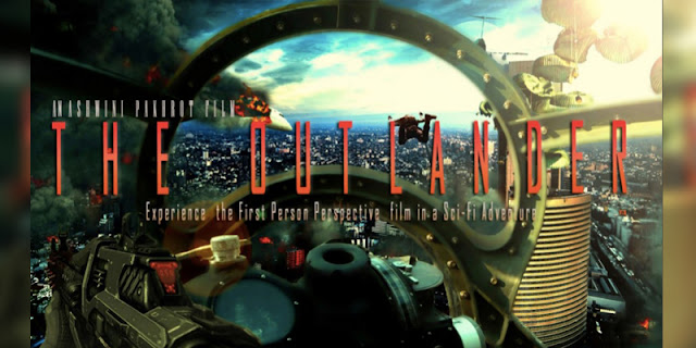 Sinopsis, detail dan nonton trailer Film The Outlander (2016)