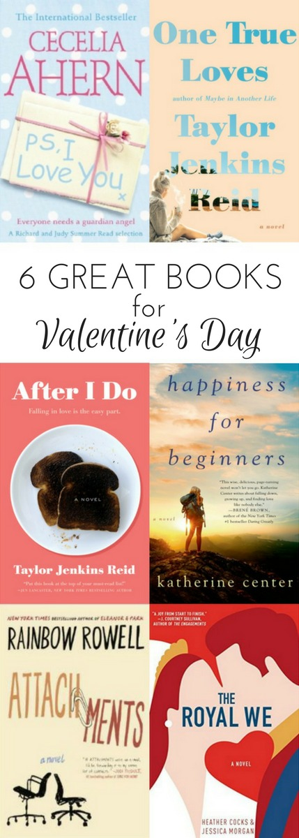 Great love stories for Valentine's Day