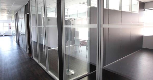Cerramientos de oficinas cerramientos en zaragoza for Cerramientos oficinas