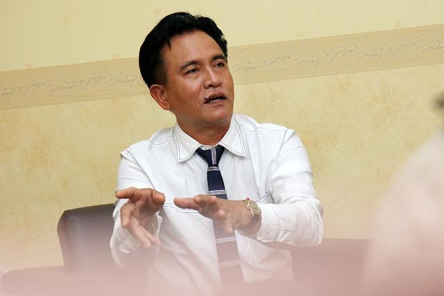 Yusril: Tidak Ada Kegentingan yang Memaksa Presiden Keluarkan Perppu Mengubah UU Ormas