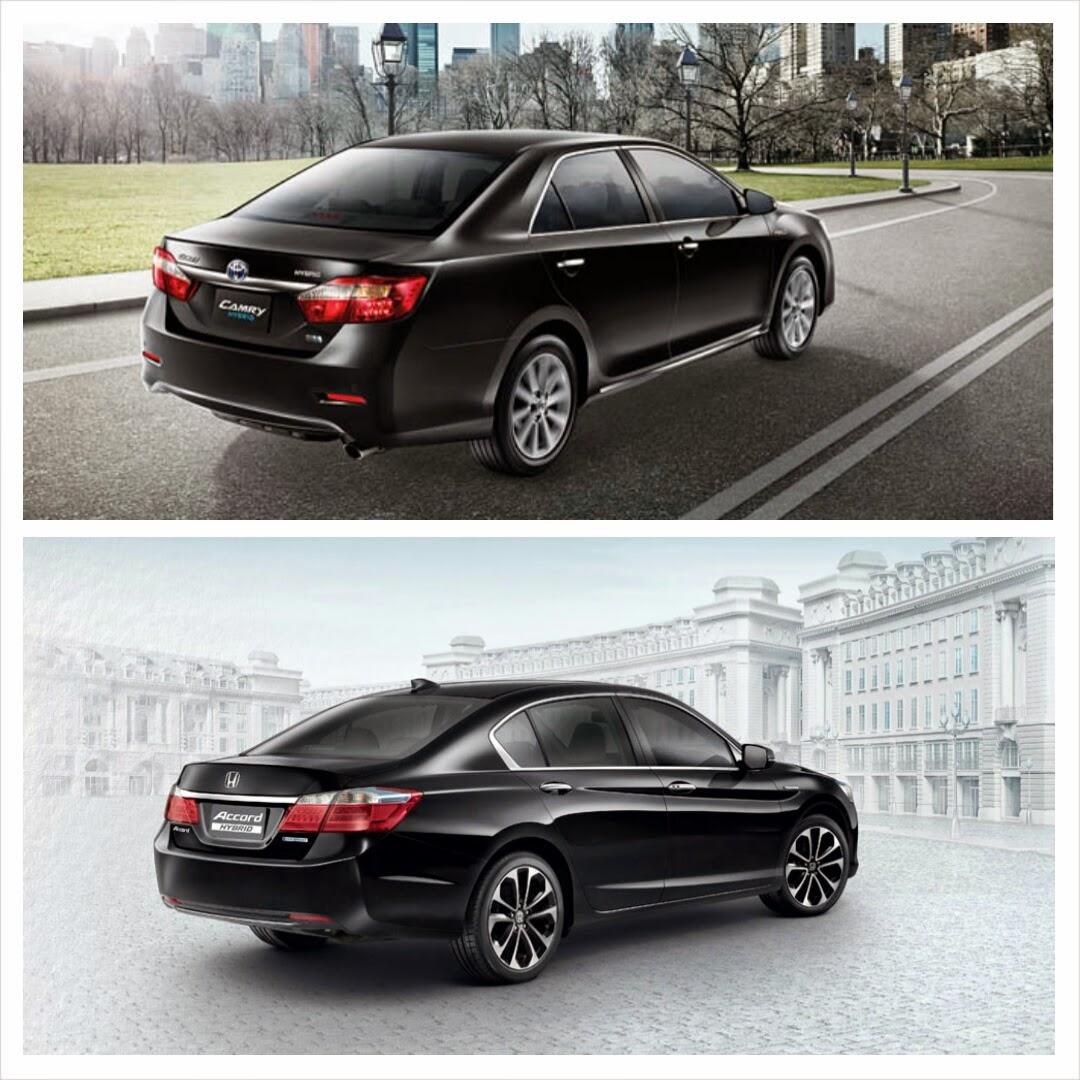 All New Camry Vs Accord Bumper Grand Veloz Car News Update เปรยบเทยบมวยคเดอด ตอนท 23 Toyota