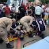 Colisão entre motos deixa popular ferido em Cajazeiras na manhã desta terça-feira