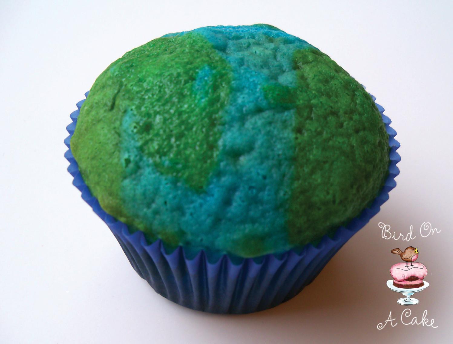 Planet Cake Cupcake Recipe