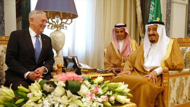 EEUU y Arabia Saudí pactan atacar a Yemen como Siria desde el mar