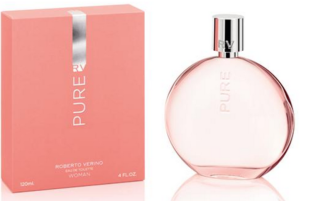 RV PURE WOMAN, ROBERTO VERINO, PERFUME