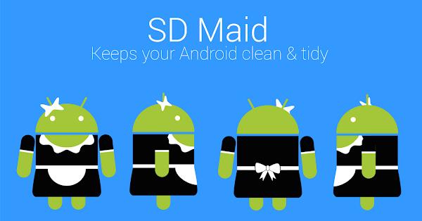 SD Maid Pro Ultima Versión, haz una limpieza profunda a tu Android