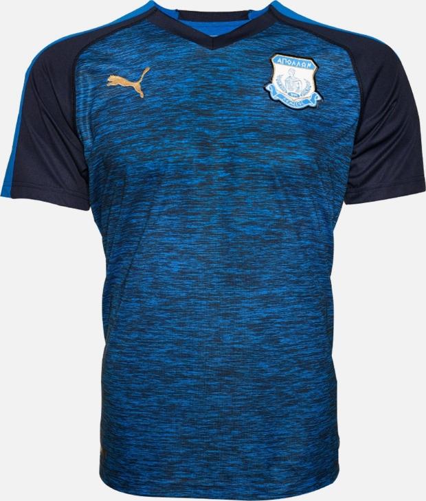 Puma lança novas camisas do Apollon Limassol - Show de Camisas 854441a53cf6f