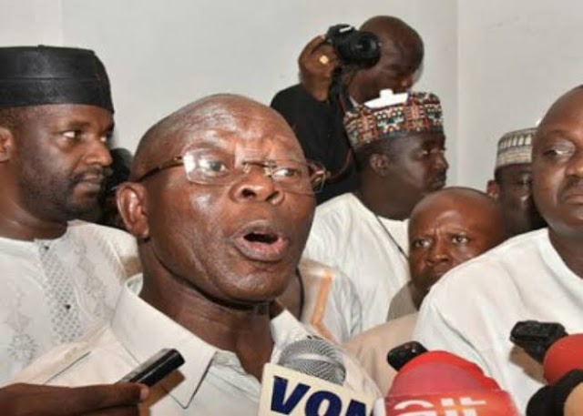 APC Primaries: Governor Offered Oshiomhole $500,000 Bribe In Cash