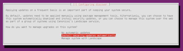 ubuntu minimal cd install updates