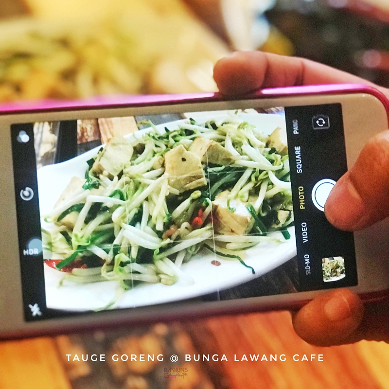 Bunga Lawang Cafe, home cooked meals, best food in bangi, where to eat in Bangi, masakan Melayu di Bangi, Ruhil Syafinaz, Gibran Agi, Rawlins Eats, Rawlins GLAM