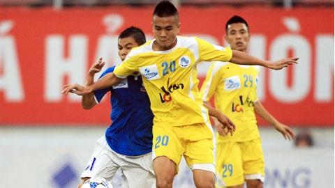 Cầu thủ trẻ tài năng Ngọc Thịnh