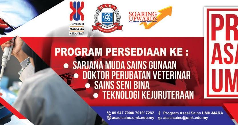 Program Asasi Sains Umk Mara