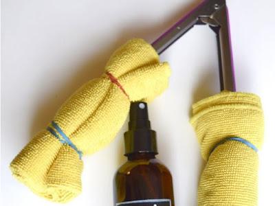 เคล็ดลับทำความสะอาดมู่ลี่ - How To Clean Window Blinds