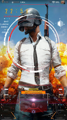 Pubg Theme V2 Theme itz For Vivo