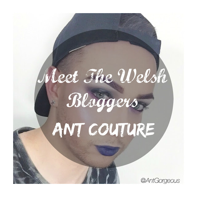 meet the Welsh bloggers series - featuring Ant Couture