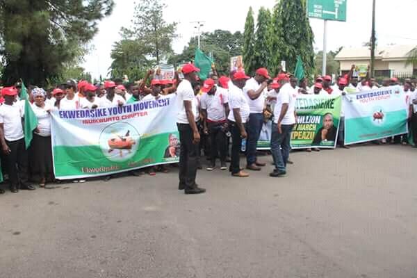 2019: Abia Youths Endorse @GovernorIkpeazu