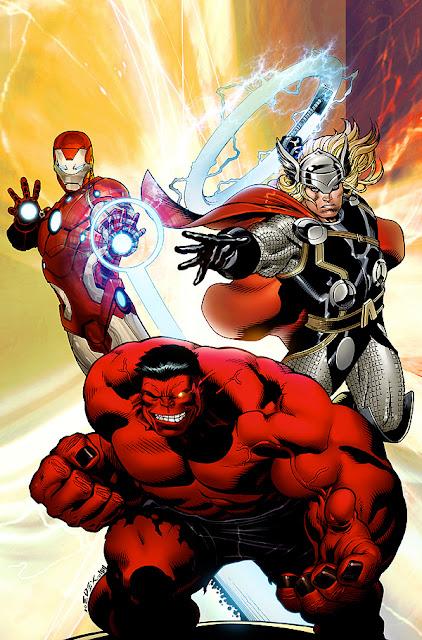 Or genes qui n es el hulk rojo world war hulks - Pictures of red hulk ...