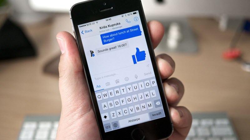 فيسبوك ماسنجر سيحصل على ميزة حذف الرسائل المرسلة قريباً