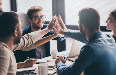 Pentingnya Jalin Hubungan Baik Dengan Rekan Kerja
