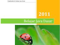 "Download Ebook ""Belajar Java Dasar oleh Eko Kurniawan Khannedy"""