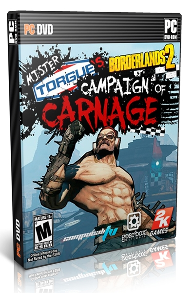 Mr Togues Campaign of Carnage DLC Full Expansión Español