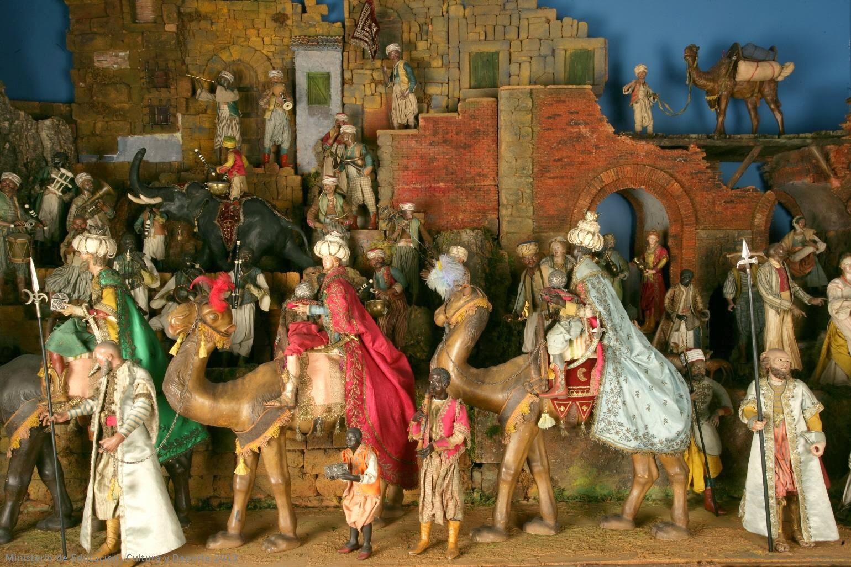 527818622d3 Arte en Valladolid  NAVIDAD EN VALLADOLID  El Belén Napolitano del ...