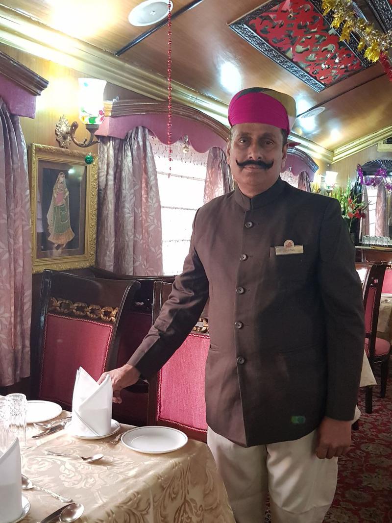 Heritage Palace On Wheels Jaipur.